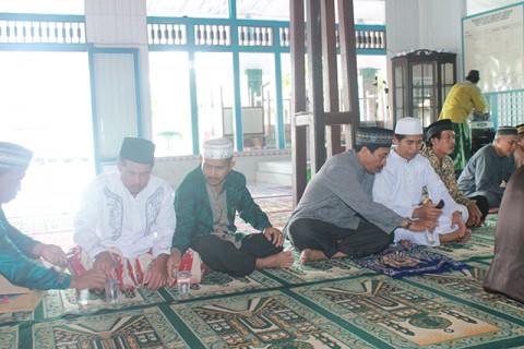 Khataman Al-Quran Dalam Rangka MTQ ke 26 Sambas