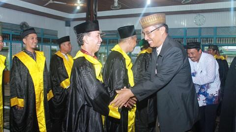 Pelantikan Dewan Hakim MTQ Tingkat Kabupaten Sambas Tahun 2013